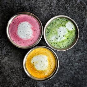 Barista Latte Blend Promotion