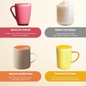 Superfood Latte Sample Pack